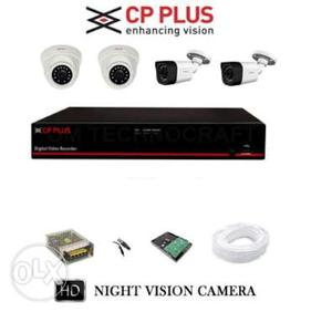 CCTV security camera installation more details send me