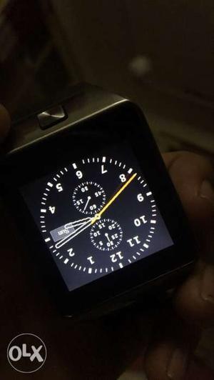 Ikon smart watch with bluetooth sim ony watch