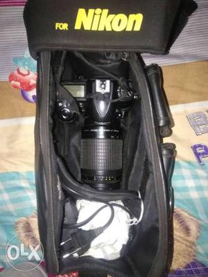 Nikon D with all accessories in very good
