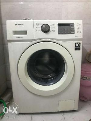 Samsung fully automatic front load washing