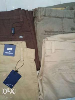 Branded Export Surplus Trousers
