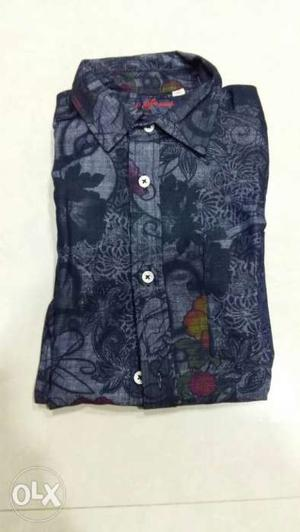 Export quality full shirts with good clothe lot