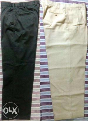 Mens Formal Trouser,Made by 100 % Cotton & Jens.Almost