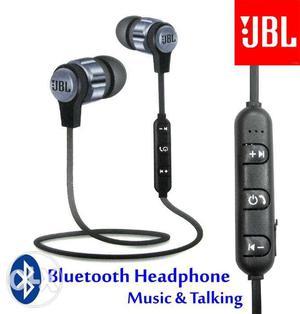 JBL print Wireless Bluetooth stereo headphone music and