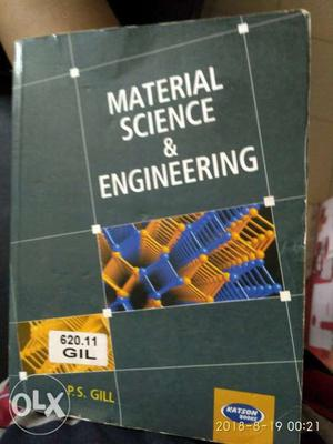 Material science and engineering by ps gill good