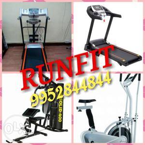 Orbitrek elite, treadmill, elliptical, homegym