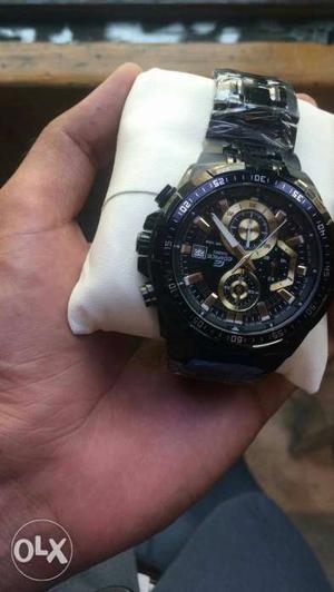 Brand New watch of Edifice casio watch, at very
