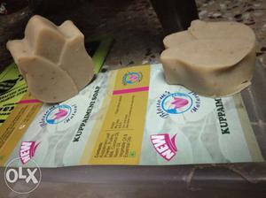 Home made bath soap