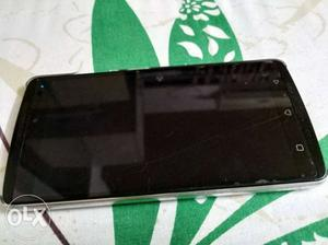 Lenovo k4 note. Charger box and bill included.