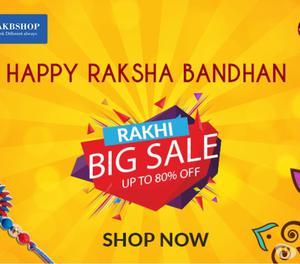 Online Rakhi Shopping, Send Rakhis Online to Your Brothers