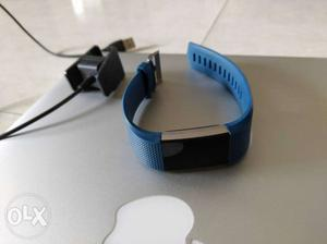 This fitbit was used for less than 20 days. In
