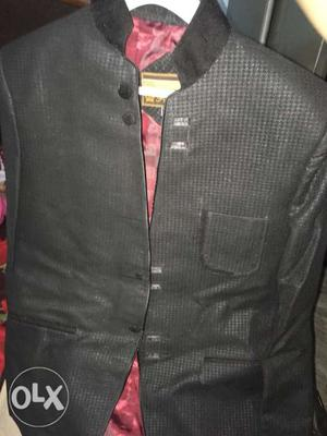 Brand new blazer and suit only once used for sale