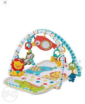 Fisher Price Musical Play Gym gor infant babies,
