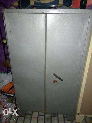 Gray iron cabinet