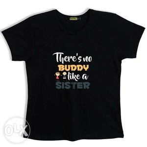 Latest Rakhi Collection Of T-shirts for Women Online At