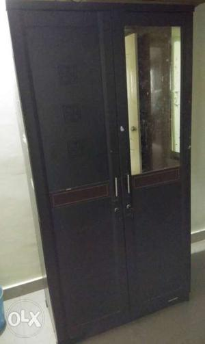 2 door wardrobe with mirror from royaloak