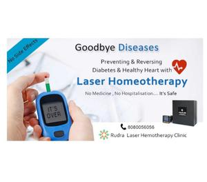 Best Laser Hemotherapy Treatment and Clinic in Pune | Rudra