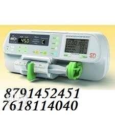 Bipap machine n cpap,Syringe Pump Rent,Sale also patient