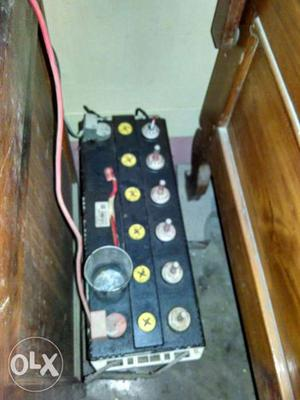 Luminous Inverter and Luminous Battery in good condition