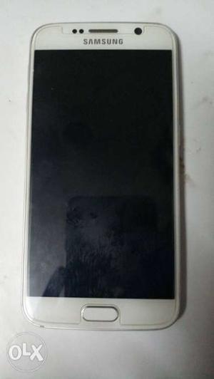 Samsung Galaxy S6 very good condition no bill no