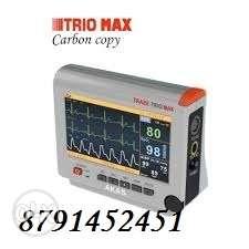 Syringe Pump Range Rent,Sale also patient monitor 5 paira,