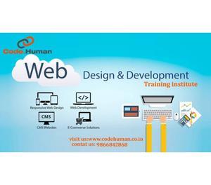 web designing training in Vijayawada| Code Human Krishna