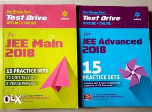 [] Arihant test drive for JEE mains & advance, almost