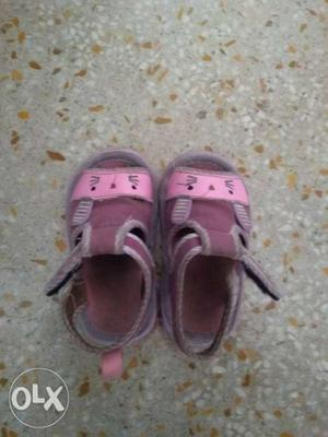 Baby shoe age 7 Months to 20 months baby can use