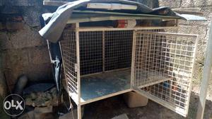 Dogs cage for urgent sale. Contact me at