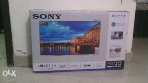 New box packed sony or samsung led tv