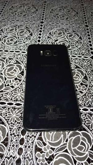 Samsung s8plus 64gb with very good condition and