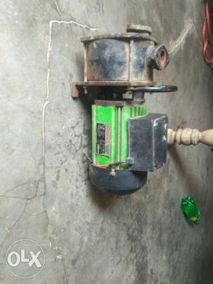 This is just one n half year old pump