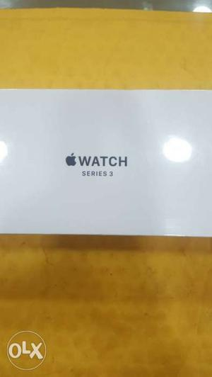 Apple I watch series 3 42mm pink sand sport band