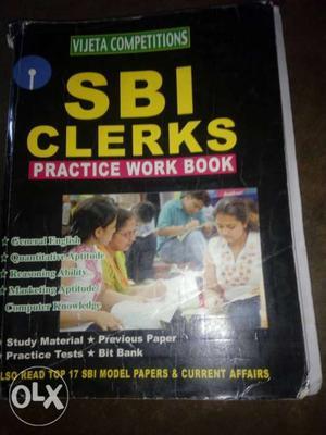 Sbi Clerk Examination Practice Book...