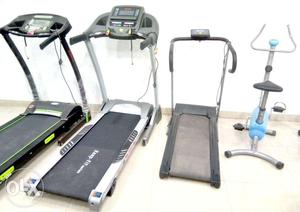 Treadmills exercise cycles for sale Rs. onward for home