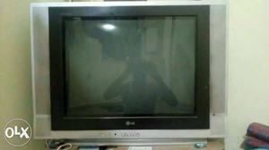 29 Inch flat screen Colour LG CRT TV. Good Condition