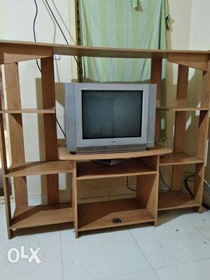3 year old TV stand for sale