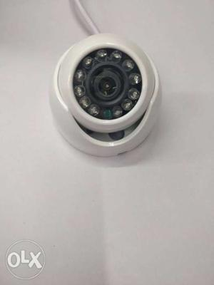 9 month old 3 HD CCTV camera and 1 DVR, only