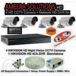 CCTV Surveillance Cameras systems
