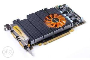 GT 1GB DDR3. 5 years old. Fully working card