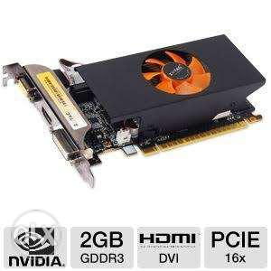 GT GB DDR3. Full working card. 3years old.