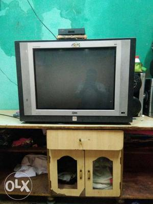 LG TV 32inch black and silver very good work XD