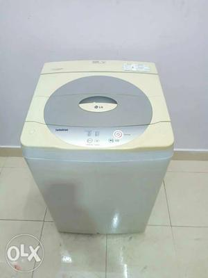 LG turbo drum 6.5kg top loud washing machine fully automatic