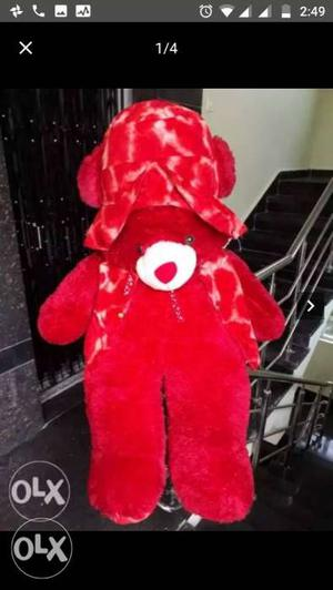 New teddy for sale just 1week old. sale because