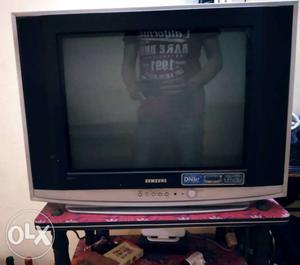 Samsung TV 21 inch