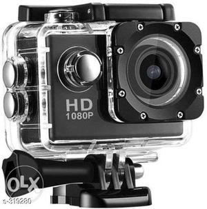 Unique Action Camera Material: Plastic Dimension