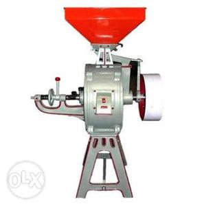 Working condition flour mill items