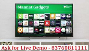 """32"""" Smart Android LED TV Full HD With Warranty"""
