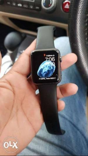 Apple smart watch with all accesories