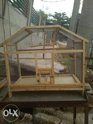 Bird cage (free home delivery for 10 km circle